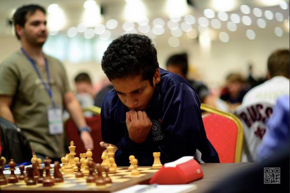 Aaradhya Garg - The Chess Champion