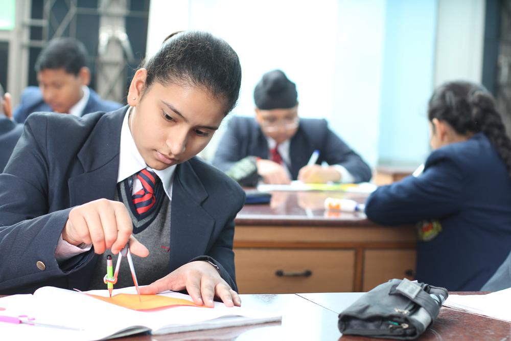 Mathematics lab-AIS-Pushp Vihar