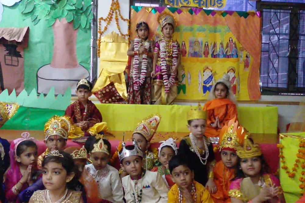 Celebrations –  Ramayan Bal Kand by Students