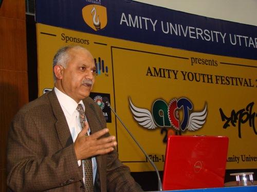 Zafar Iqbal Hockey mr Zafar Iqbal Addressing The