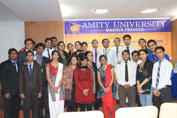 MBA Agribusiness Management - Amity Business School, Jaipur