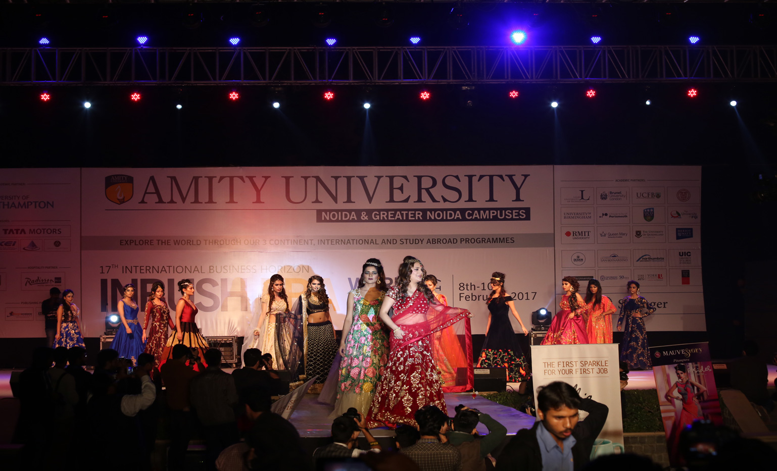 Amity University Greater Noida About Us